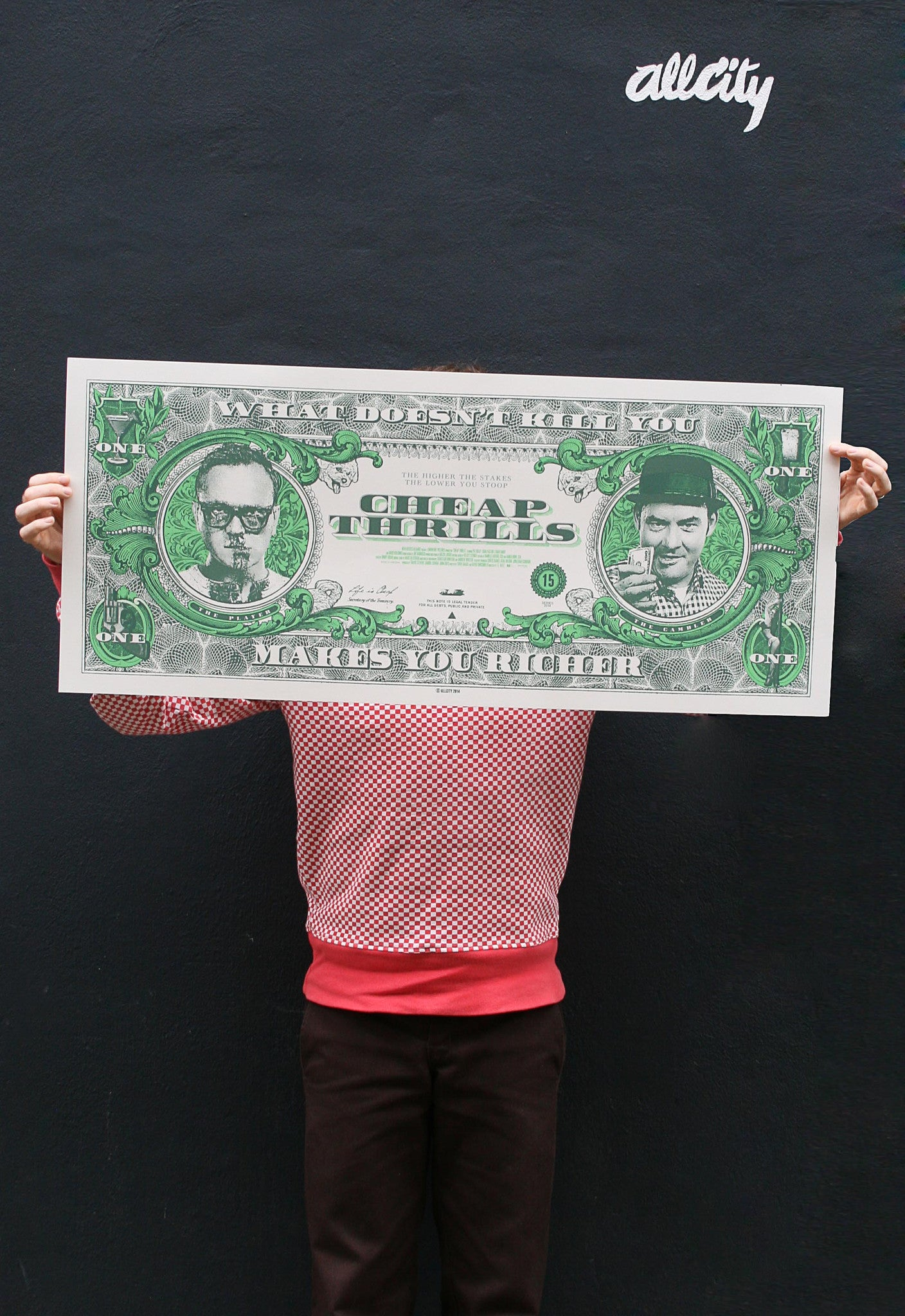 CHEAP THRILLS - Special Edition Dollars