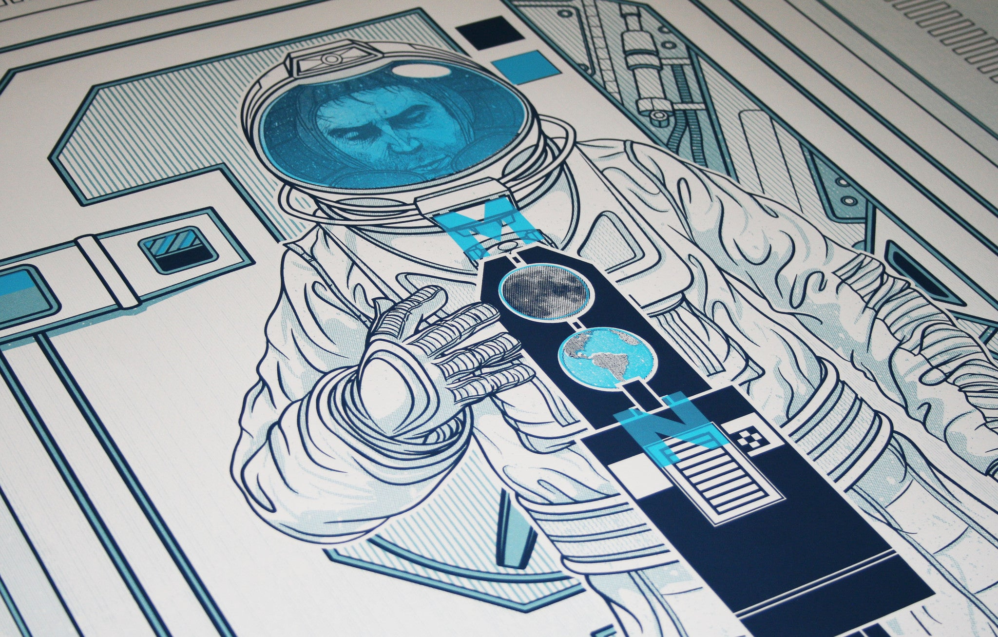 MOON by AllCity x Kevin Tong - Studio Copies