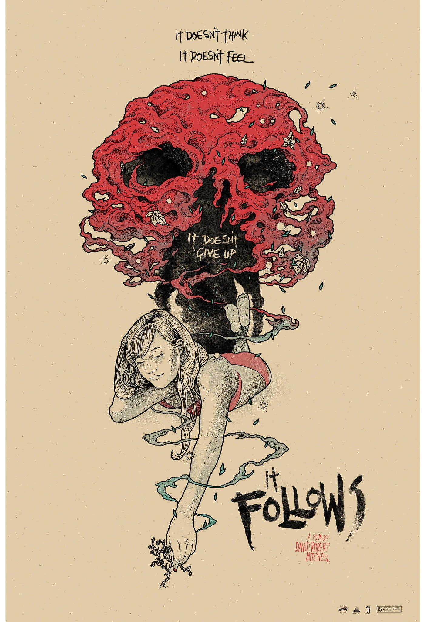 IT FOLLOWS - Cream Special Edition