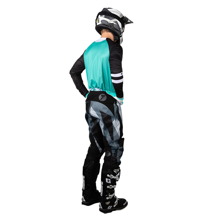 Youth Annex Force Jersey - Aqua Lite