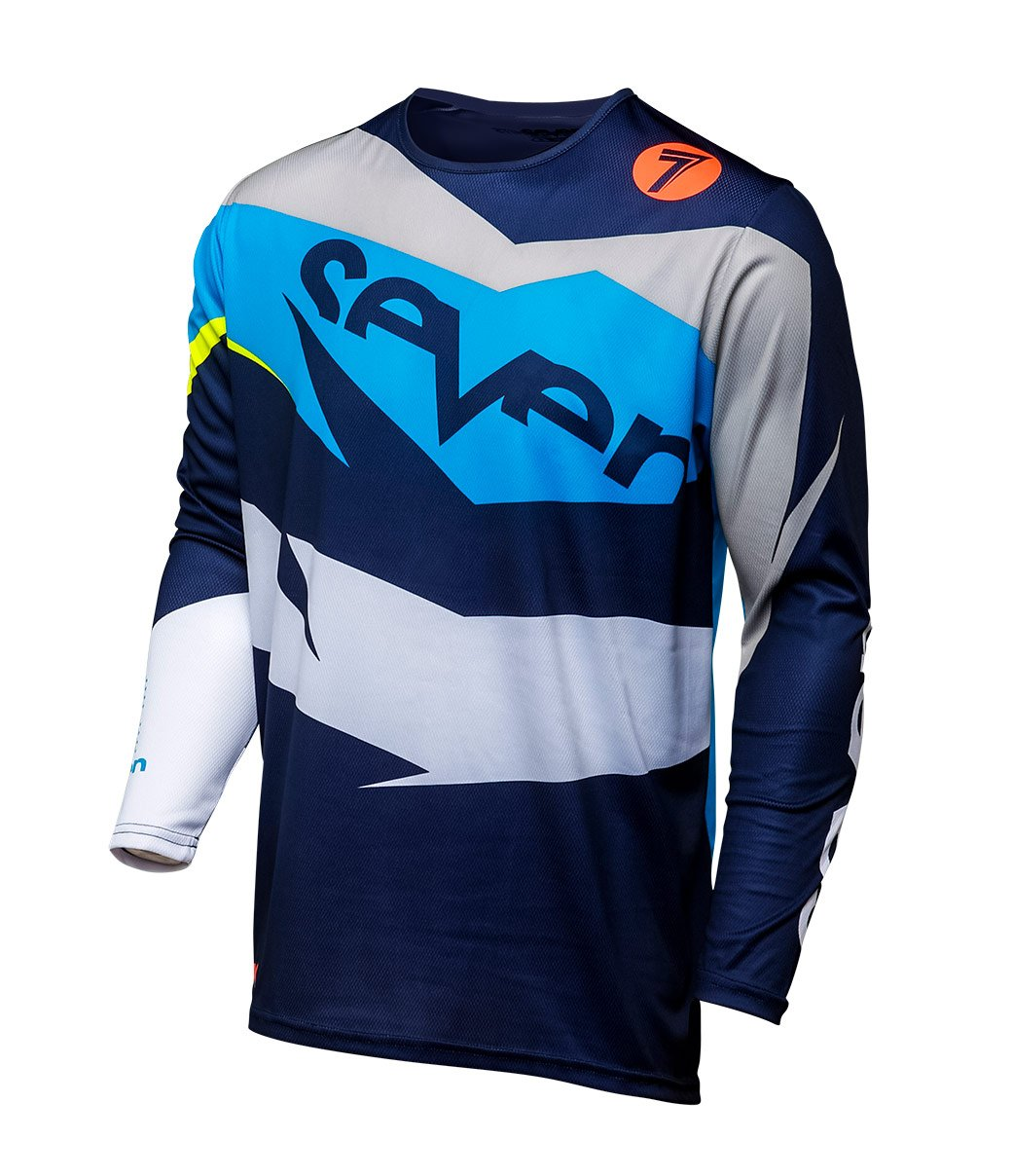 Youth Annex Ignite Jersey - Coral/Navy