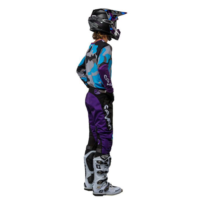 Youth Annex Soldier Pant - Purple