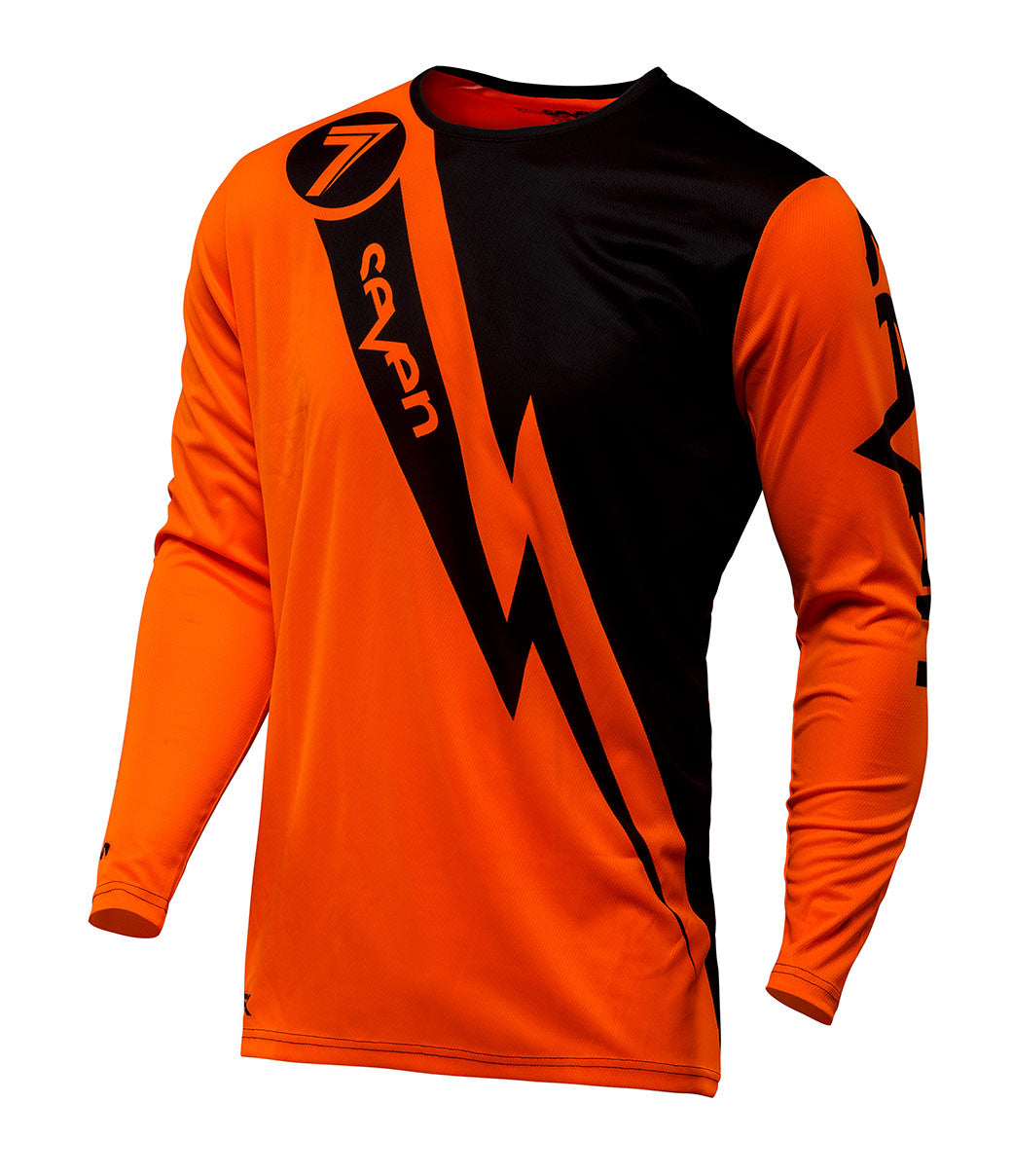 Annex Volt Jersey - Flo Orange