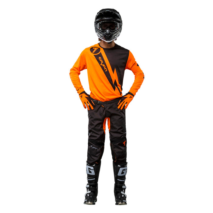 Youth Annex Volt Jersey - Flo Orange