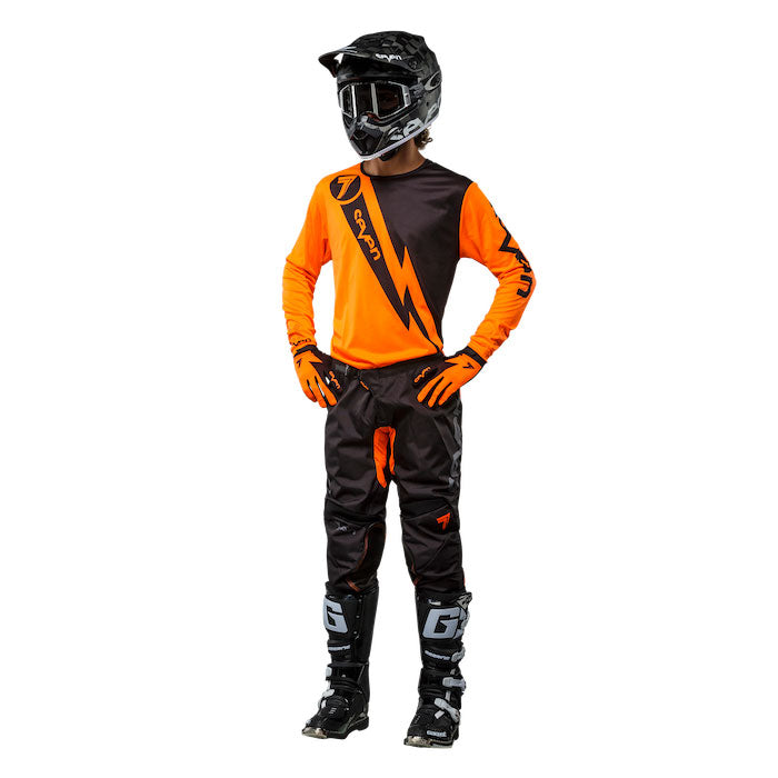 Youth Annex Volt Pant - Flo Orange