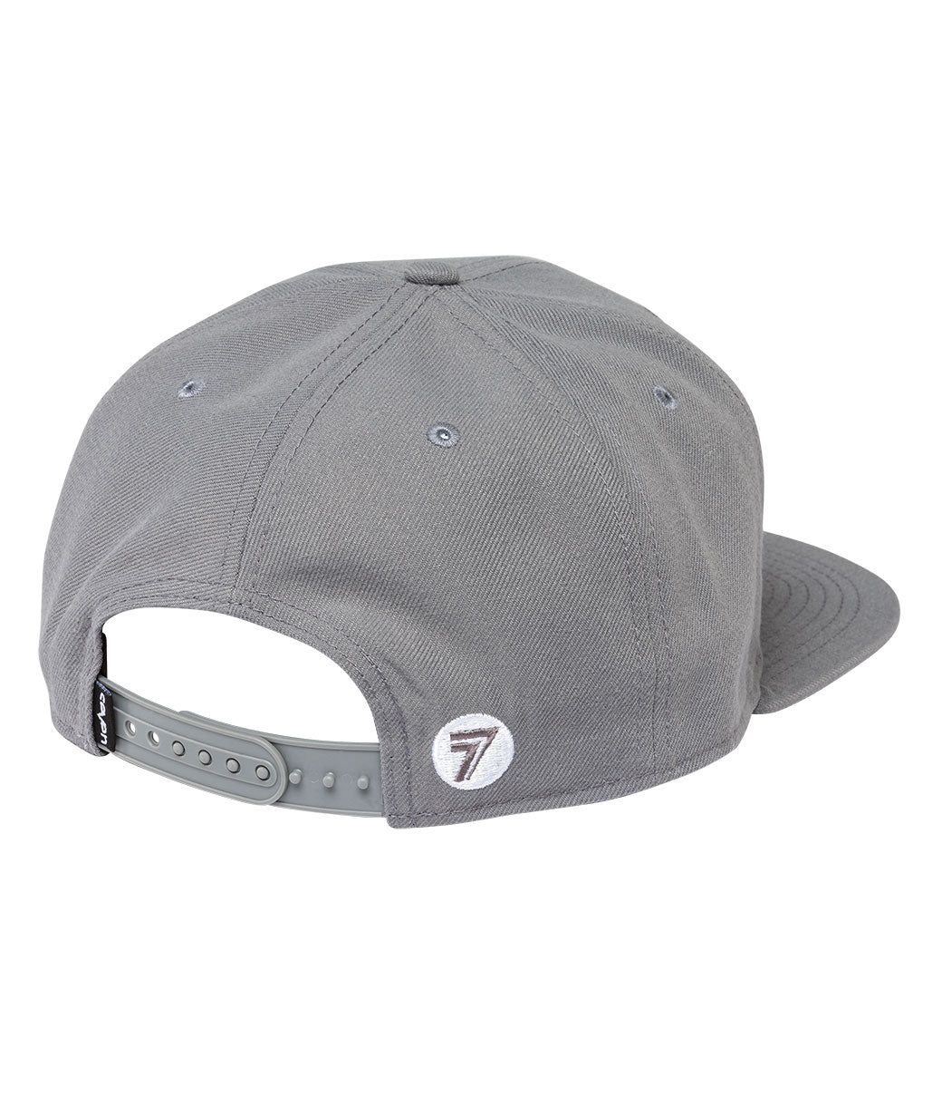 Authentic Hat - Charcoal