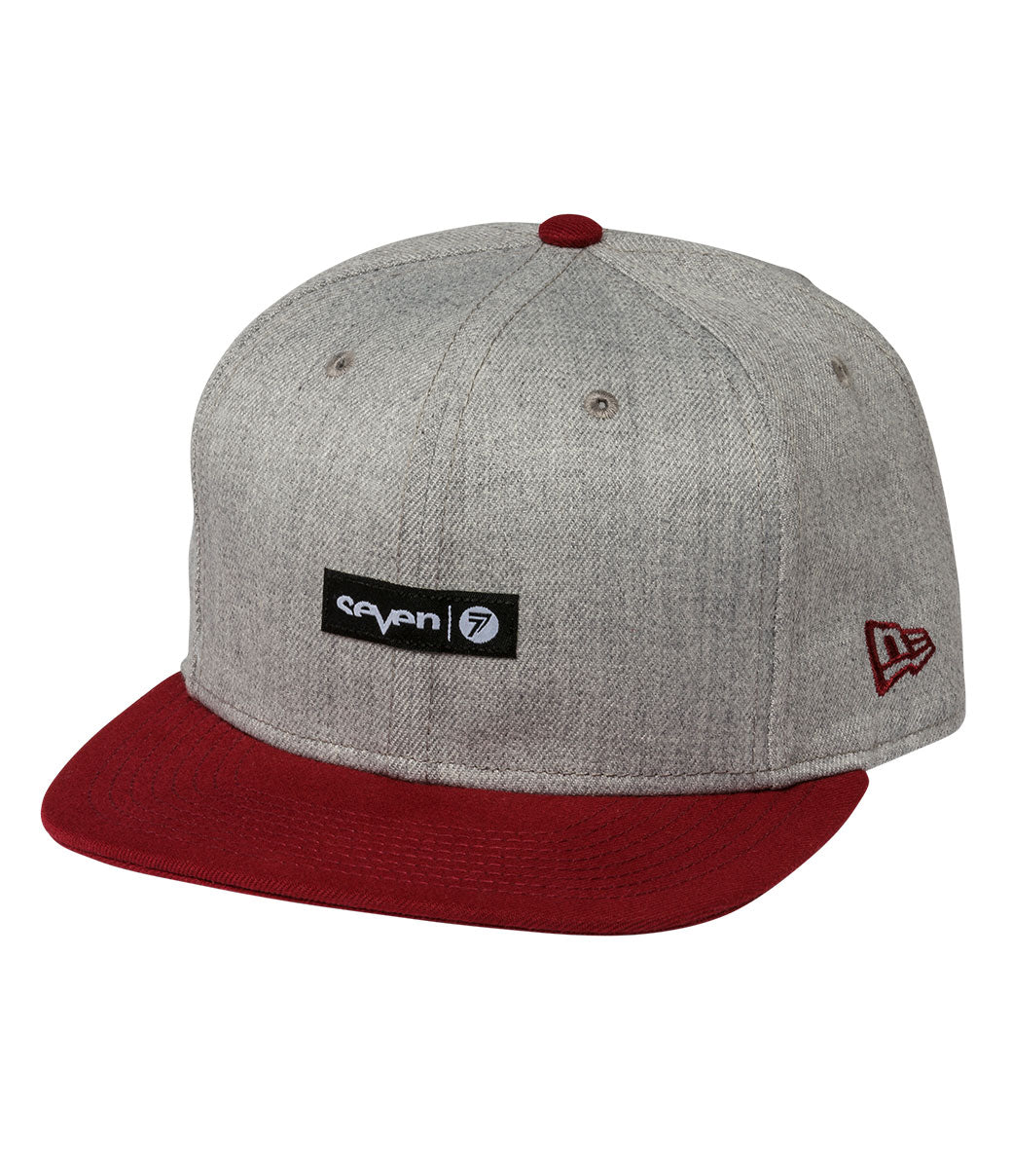 Authentic Hat - Heather Gray