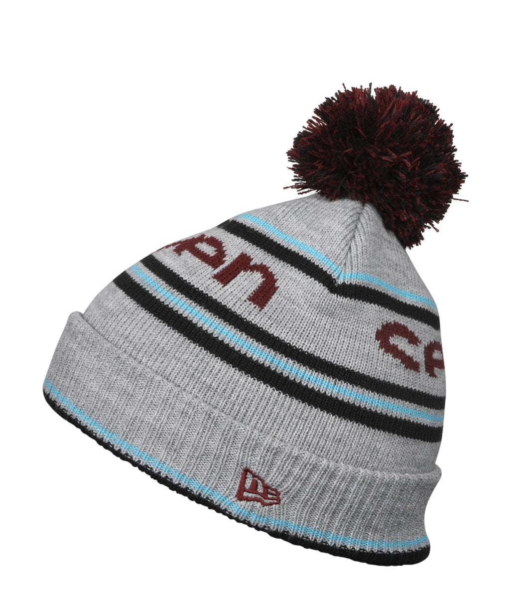 Aeon Beanie - Heather Gray