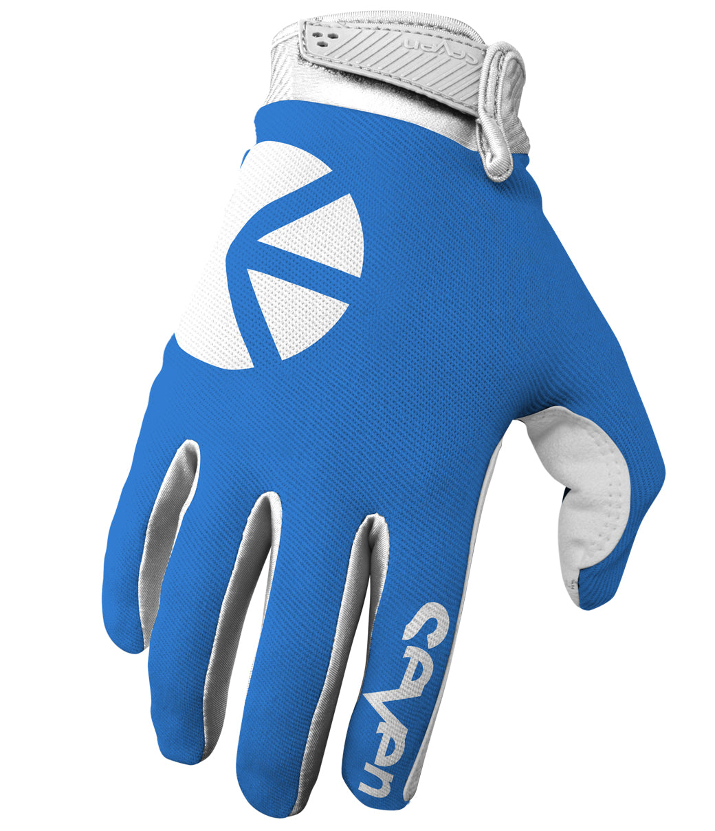 Youth Annex Ethika Glove - Cyan