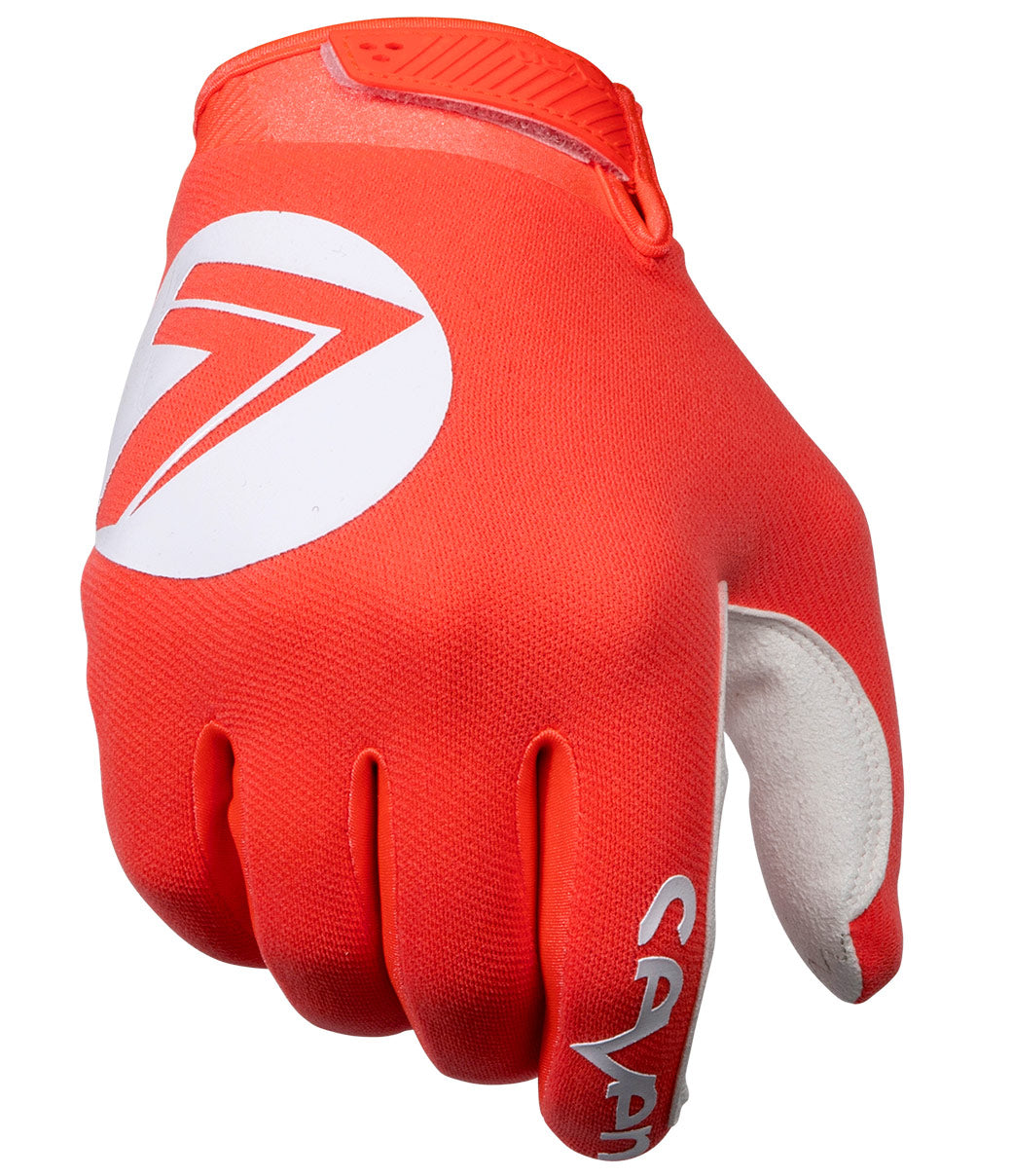 Youth Annex 7 Dot Glove - Coral