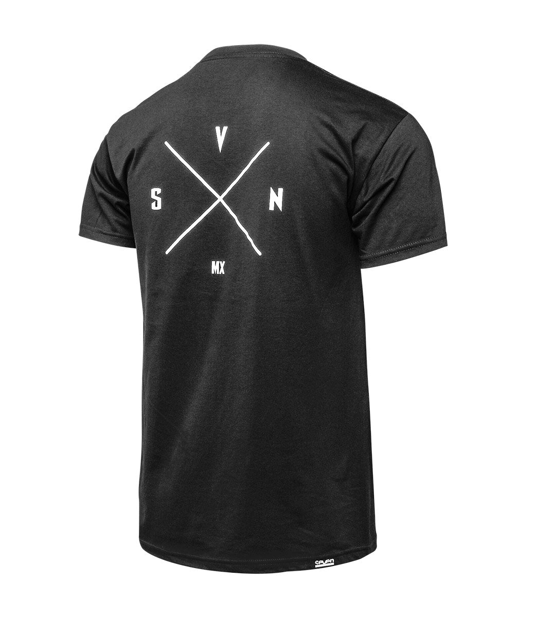 Benchmark Tee - Black