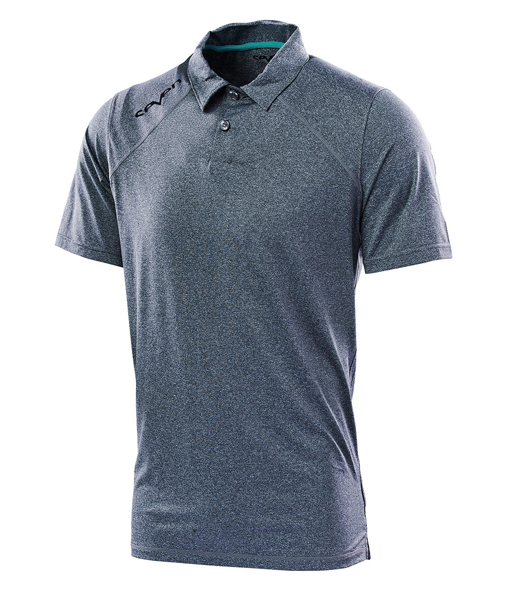 Command Polo - Charcoal Heather