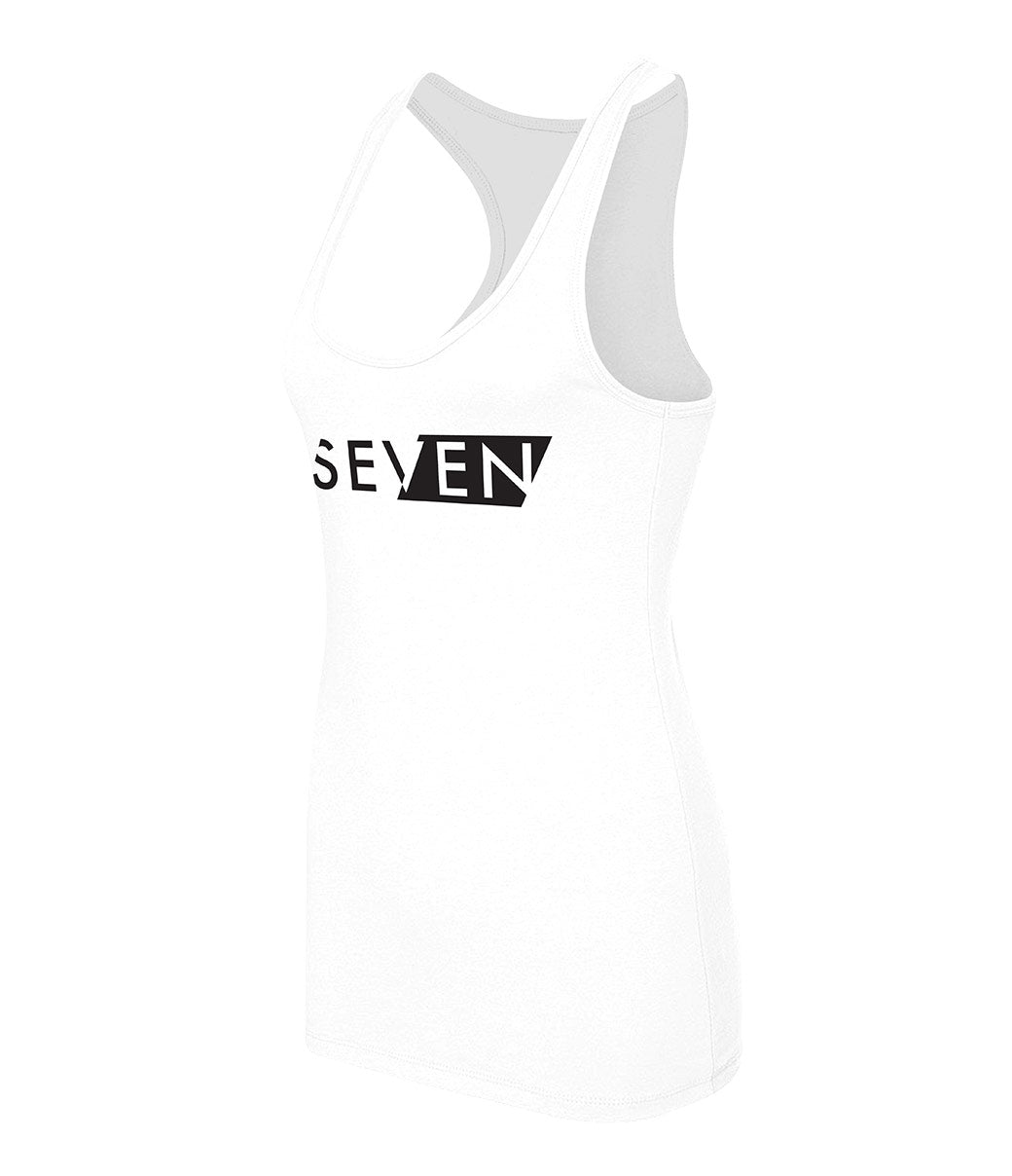 District Tank - Womens - White