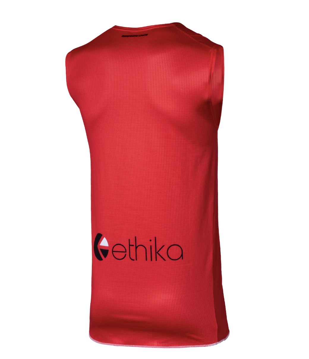 Youth Zero Ethika Over Jersey - Red