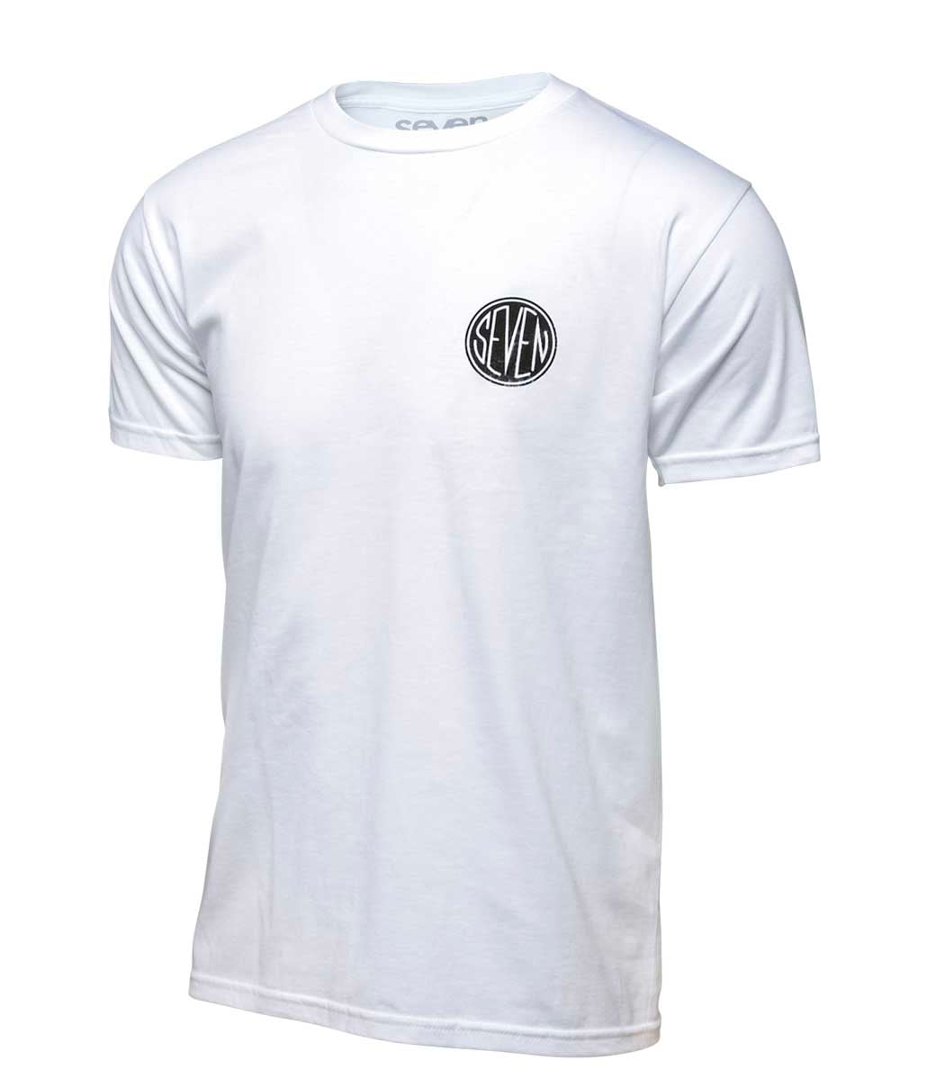 Members Only Tee White