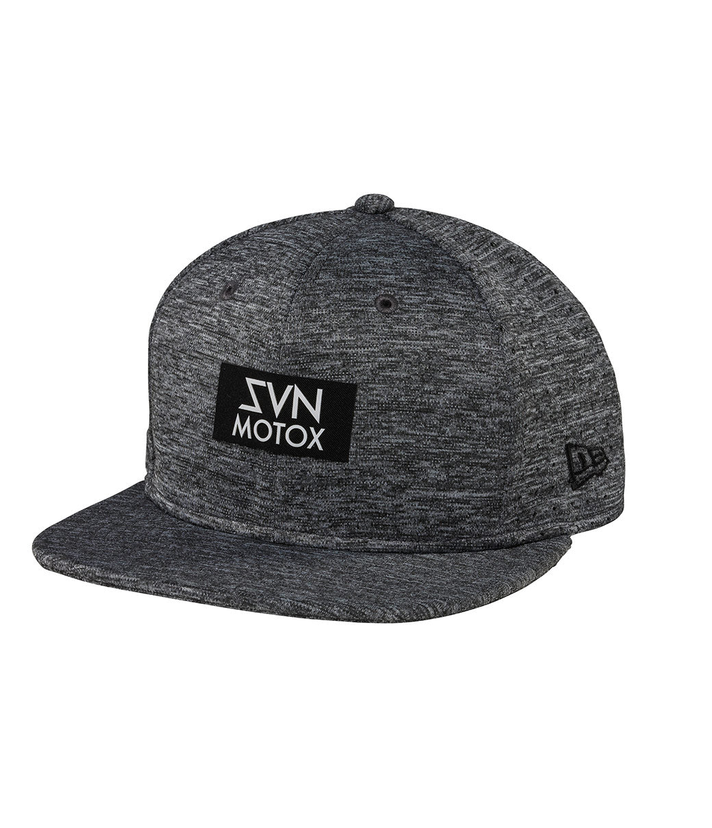 MX Futura Hat - Heather Gray/Black