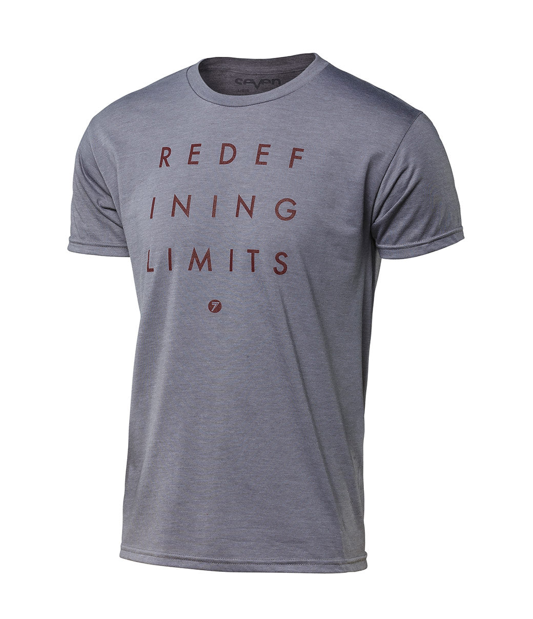 Redefine Youth T-Shirt - Heather Gray