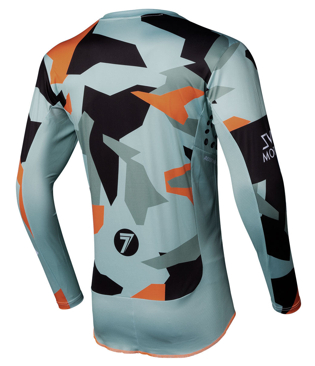 Rival Trooper 2 Jersey - Paste