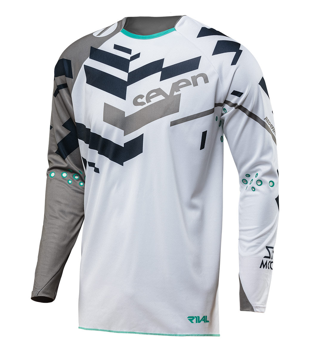 Rival Volume Jersey - Gray