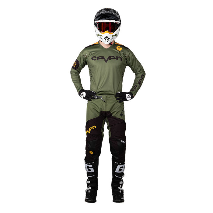 Rival Trooper Pant - Olive