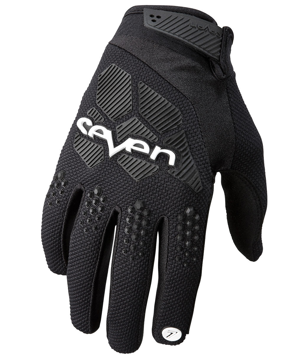Youth Rival Gloves - Black