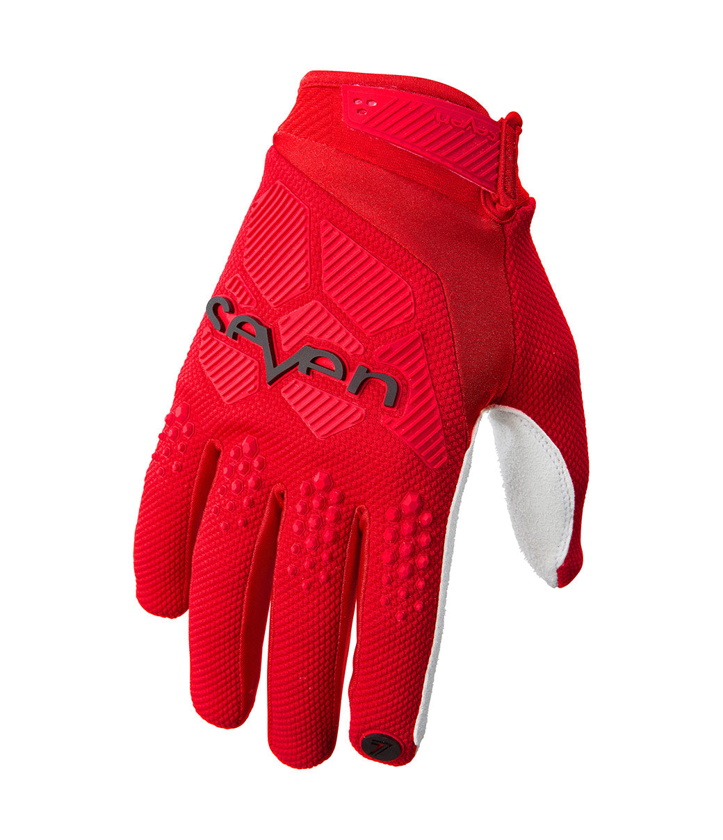 Rival Gloves - Red