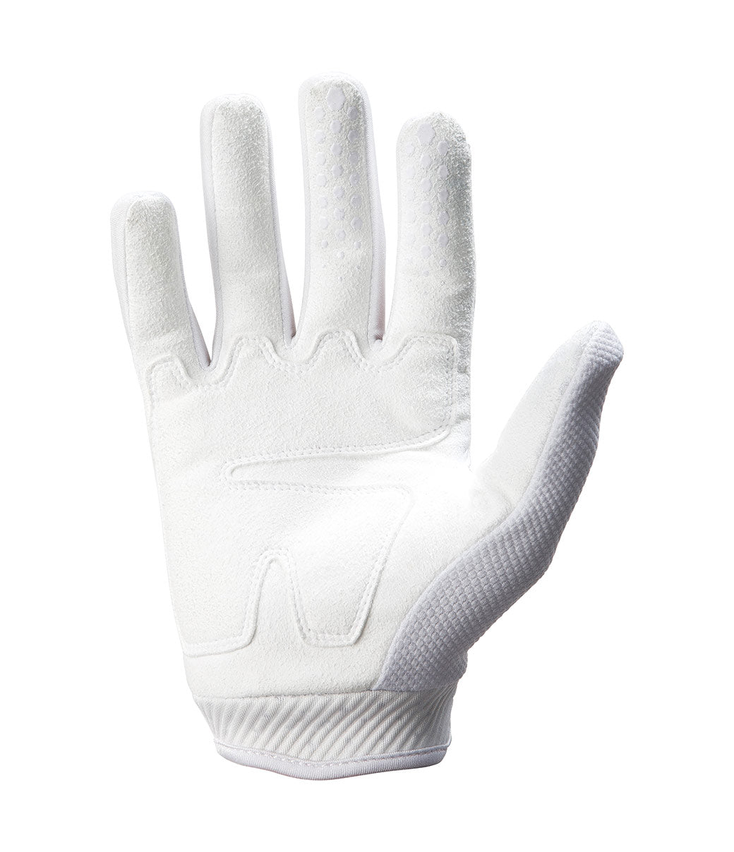 Rival Gloves - White