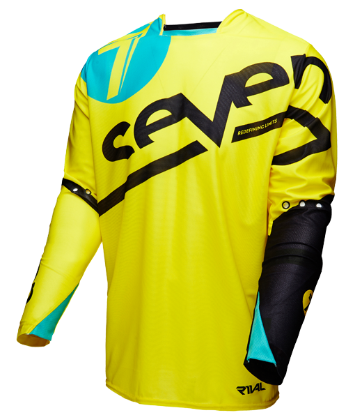 Youth Rival Zone Jersey 15.2 - Yellow