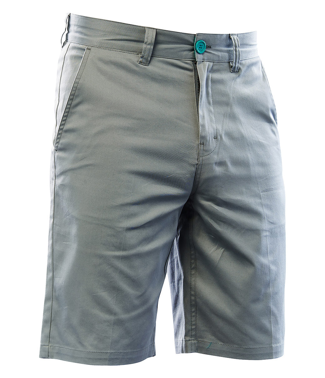 Chino Short - Gray