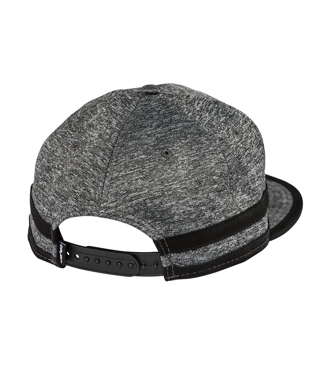 Slider Hat - Charcoal Gray