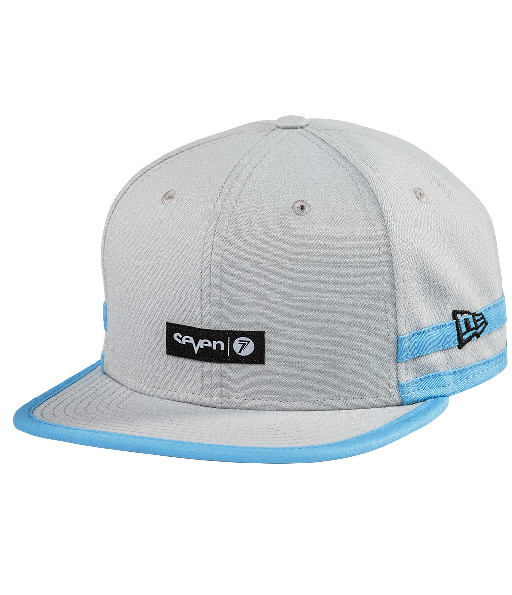Slider Hat - Grey/Blue