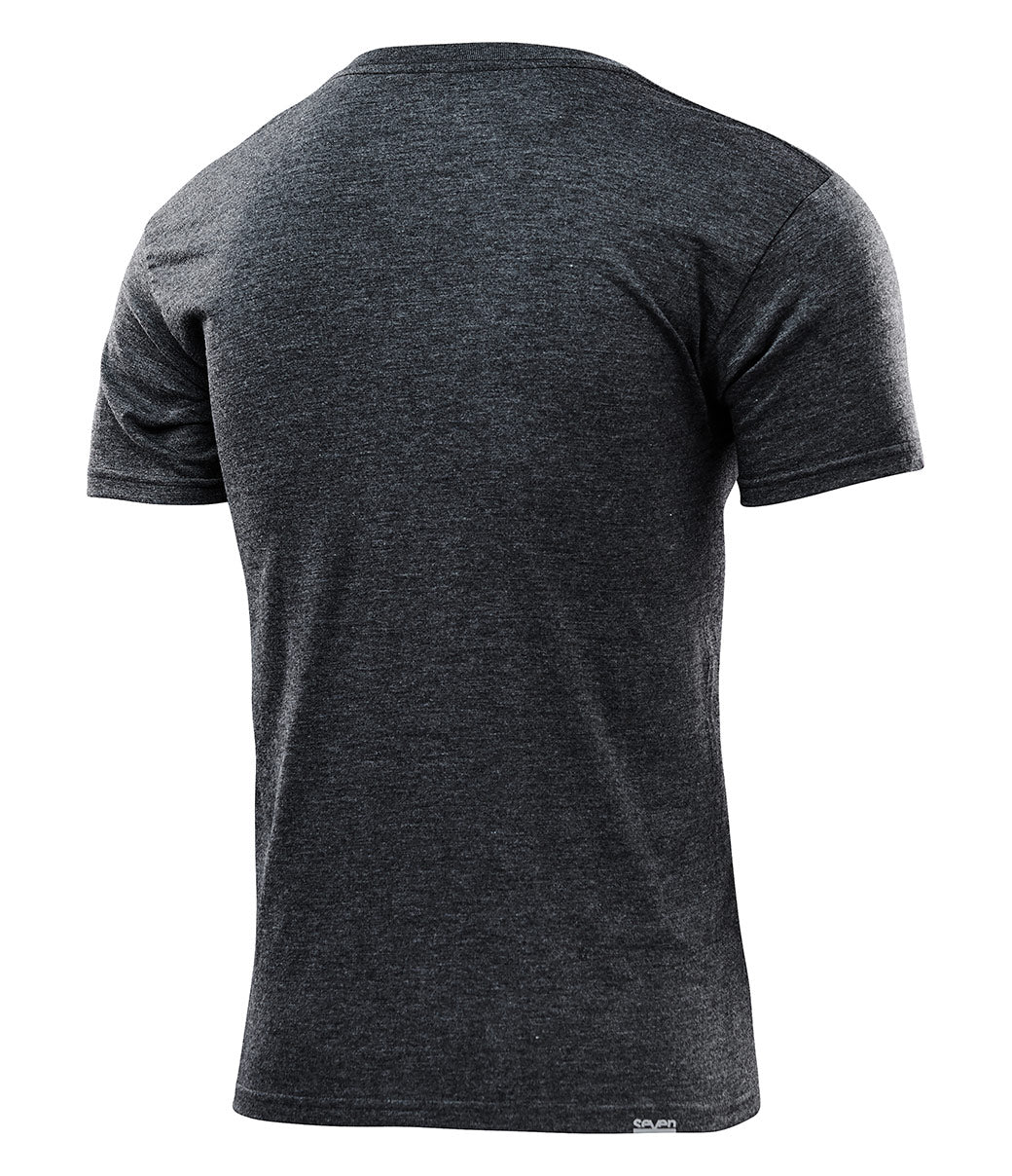 Send-It Tee - Grey Heather