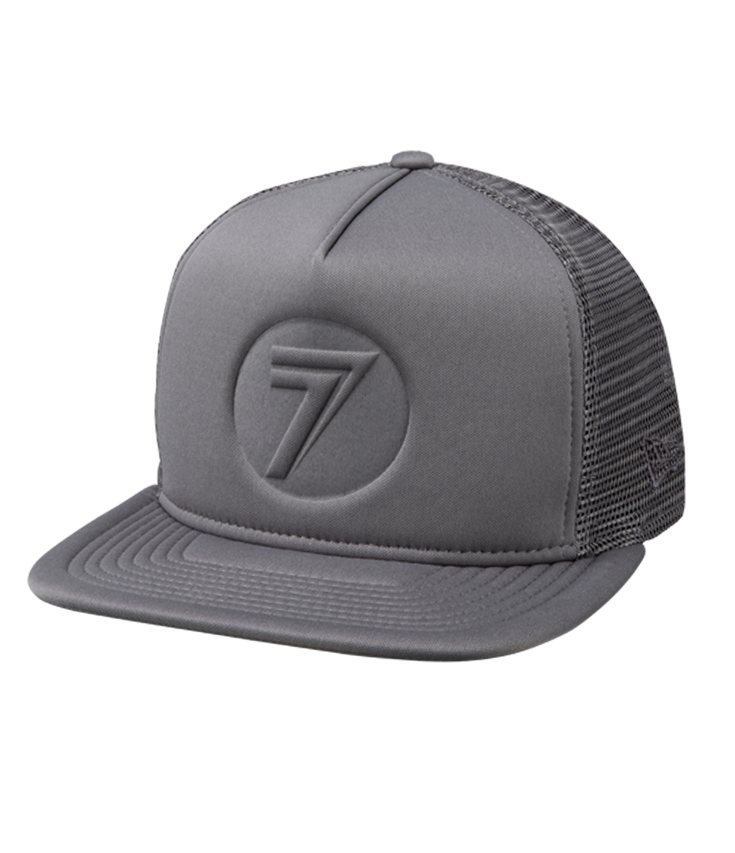 STAMP IT Hat - Storm Gray