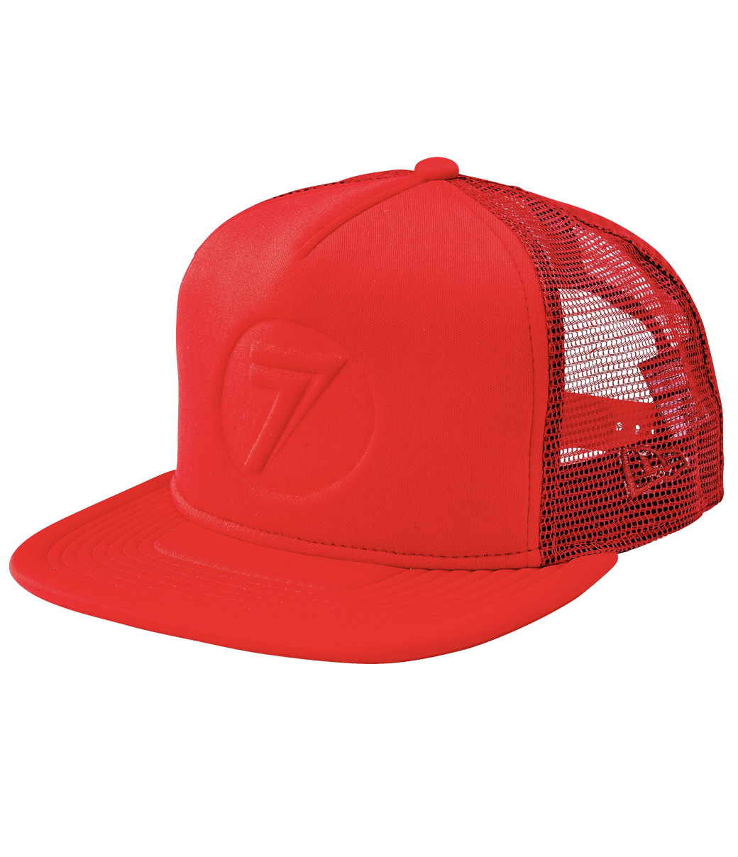 STAMP IT Hat - Hot Red