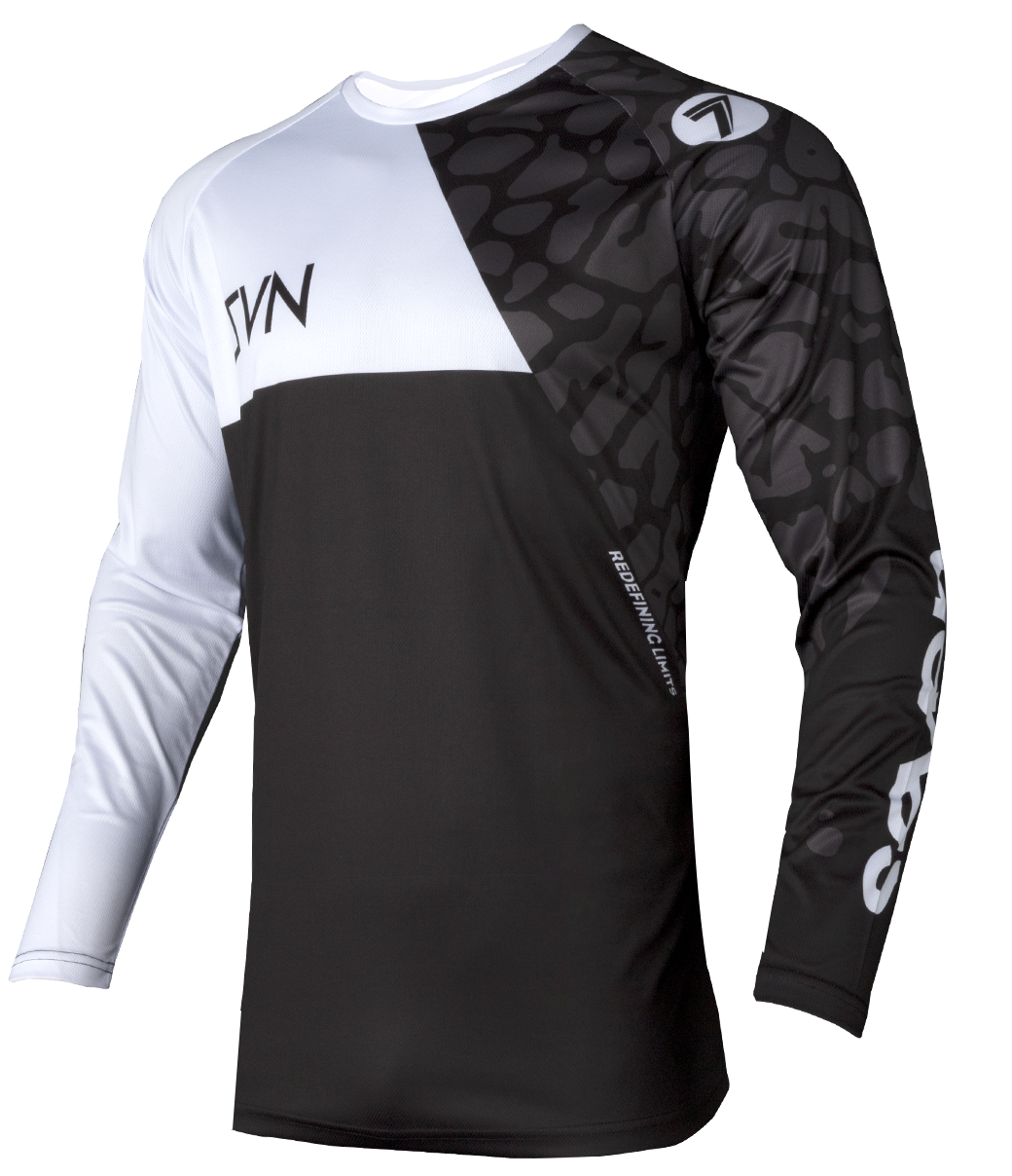 Youth Vox Paragon Jersey- Black