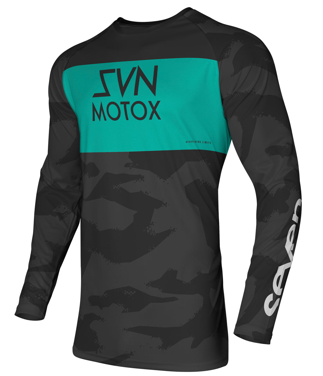 Vox Pursuit Jersey- Black
