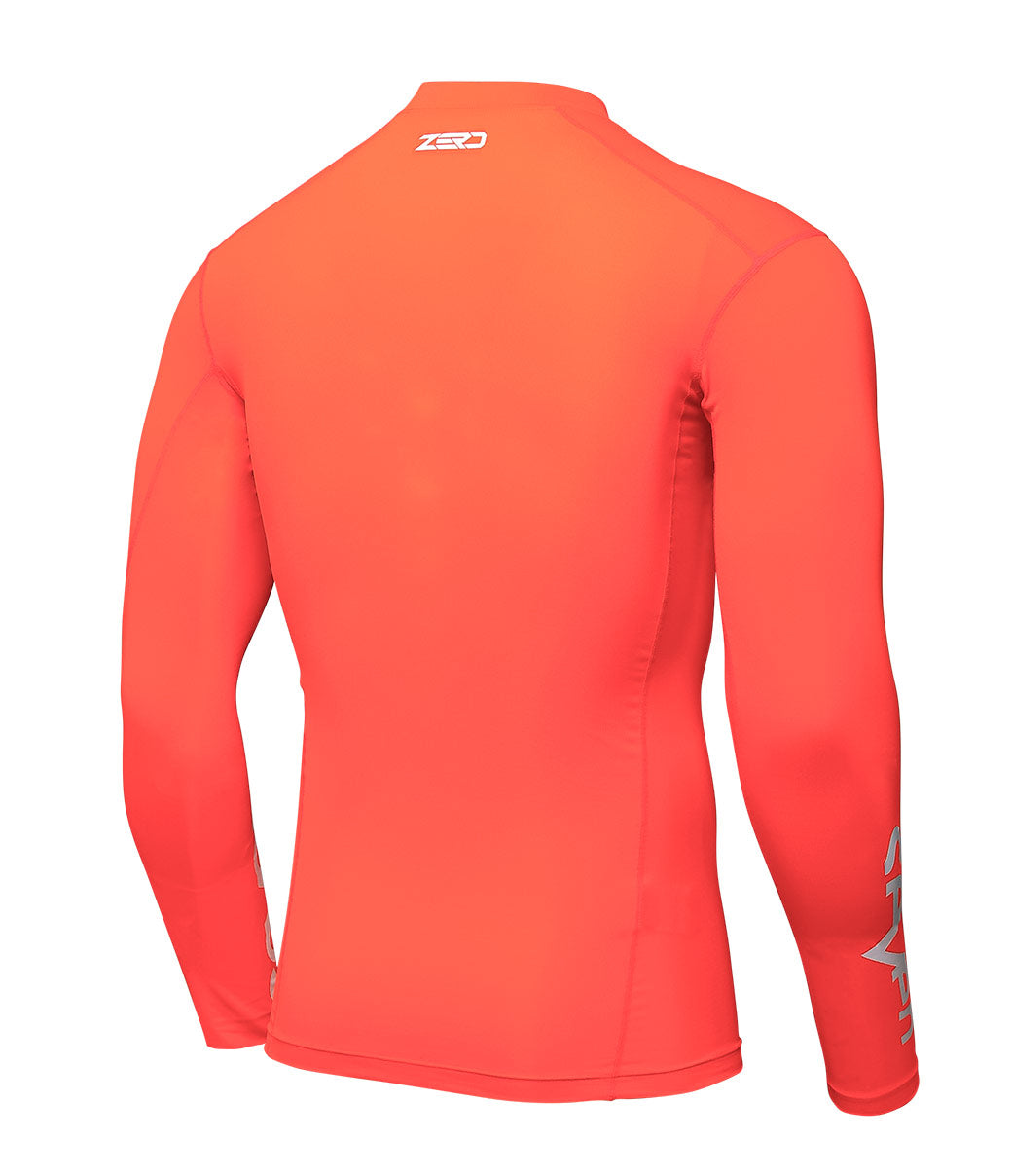 Youth Zero Compression Jersey - Coral