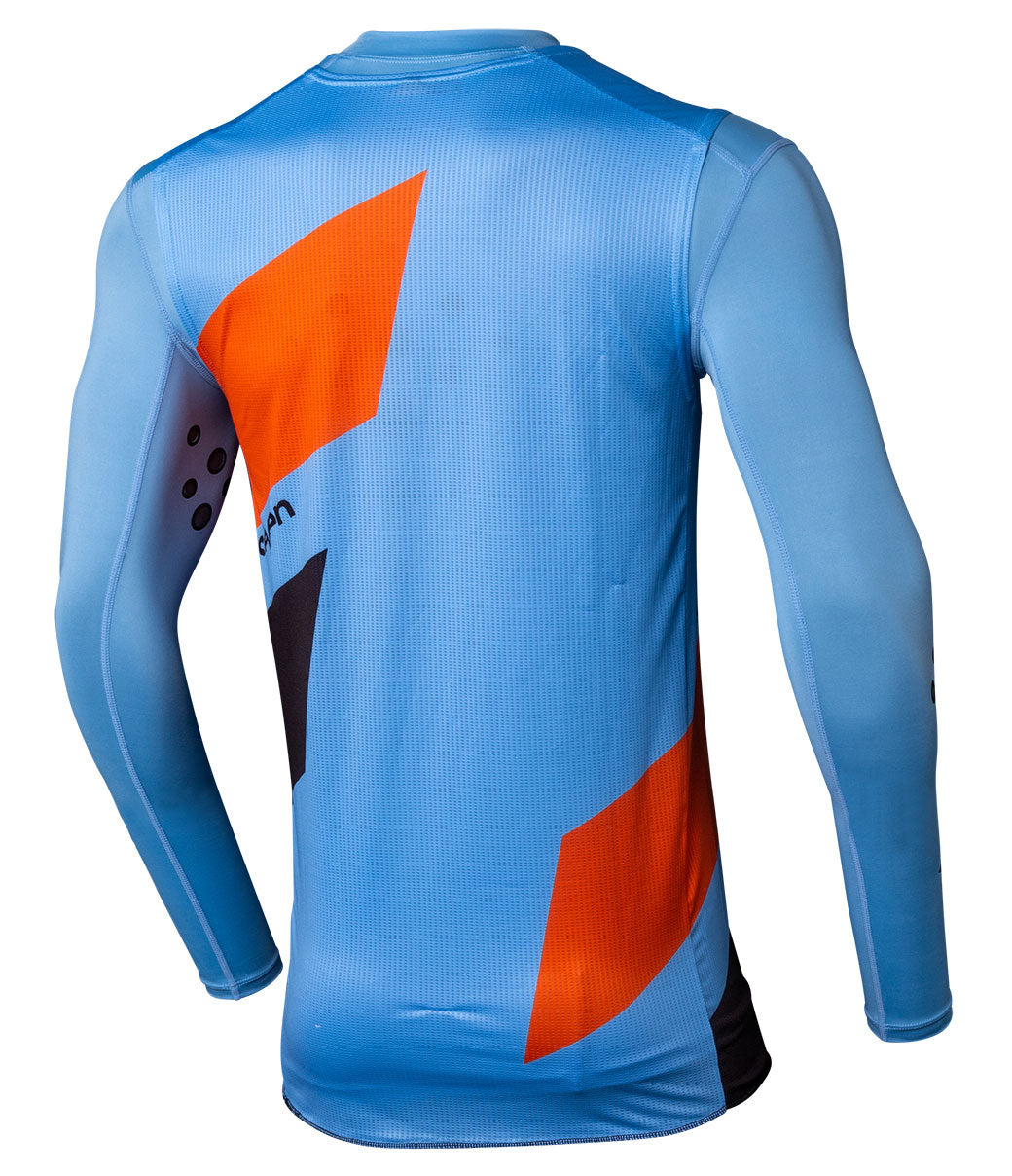 Youth Zero Delta Over Jersey - Blue