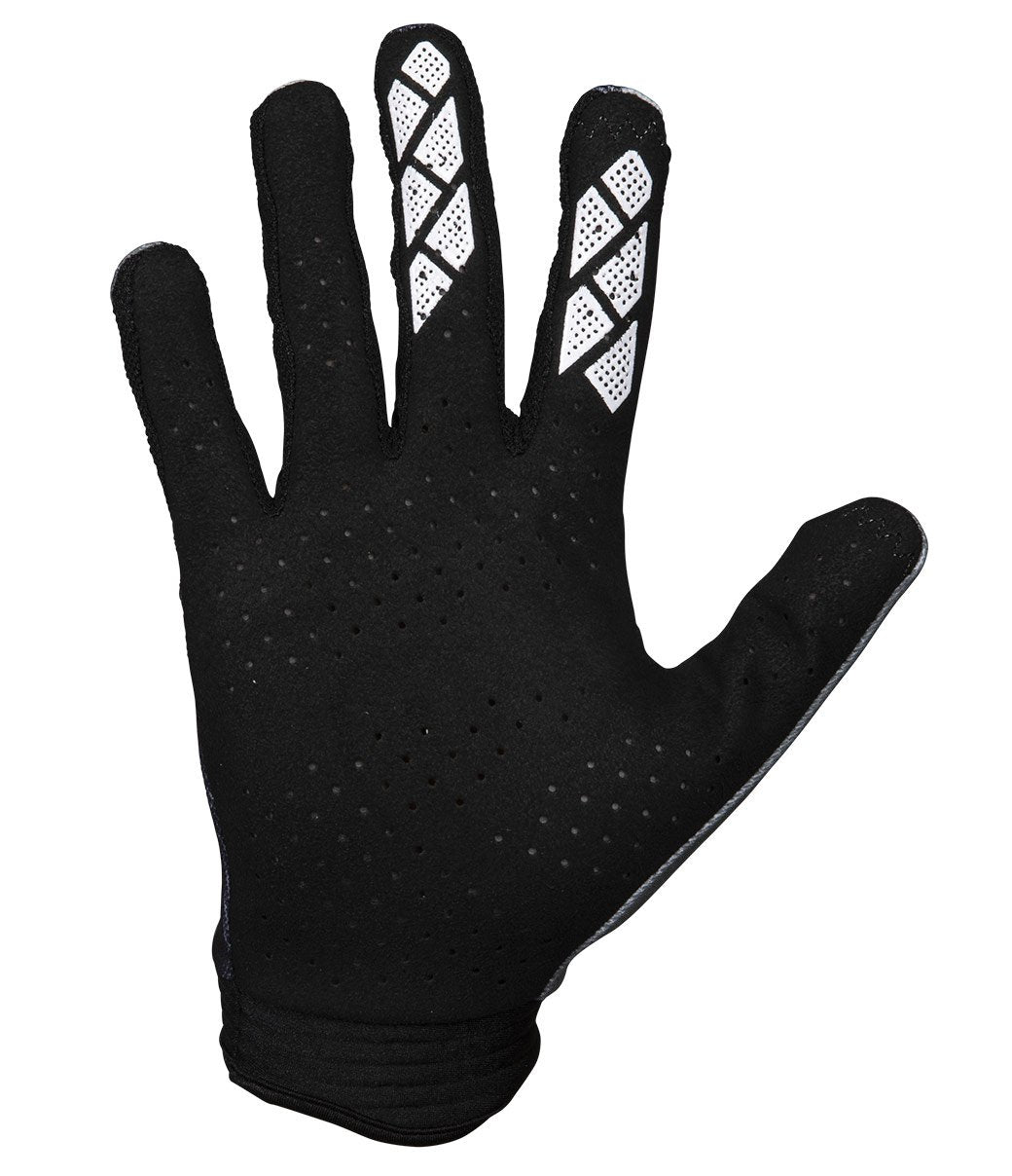 Zero Crossover Glove - Black/Grey