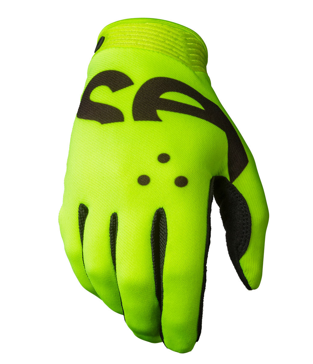 Zero Crossover Glove - Flow Yellow