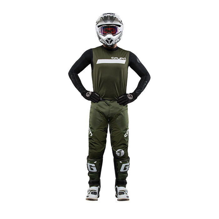 Zero Compression Jersey - Tiger Camo