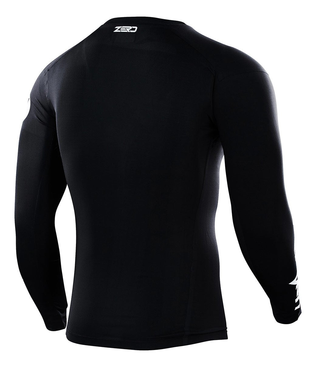 Youth Zero Staple Compression Jersey - Black