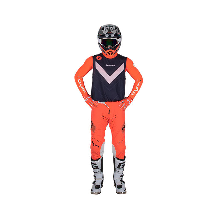 Youth Zero Victory Pant - Coral