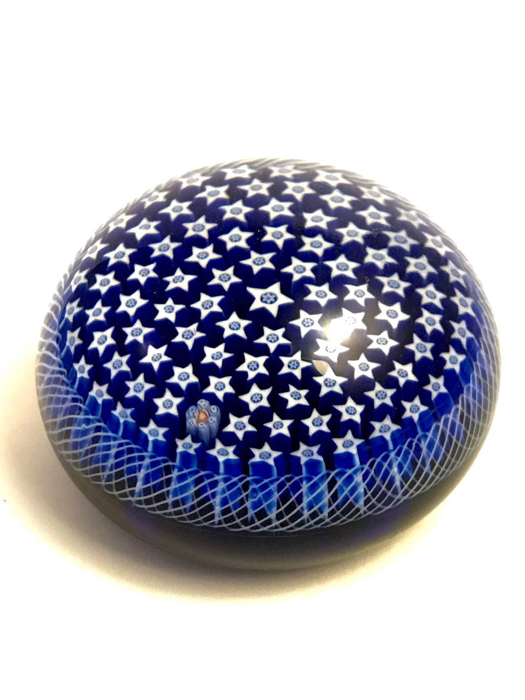 Parabelle 1990 Stars Paperweight