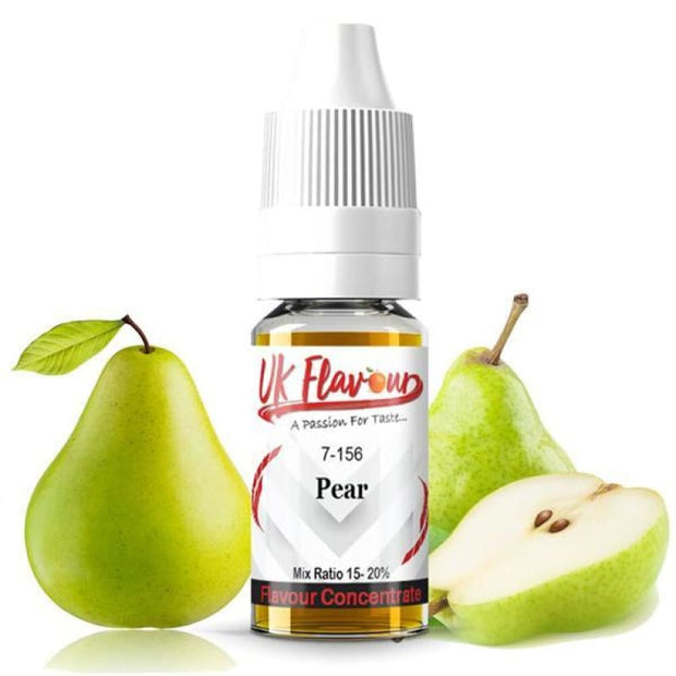 10 x 10ml UK Flavour Cider Range Concentrate 0mg (Mix Ratio