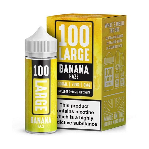 100 Large - Banana Haze