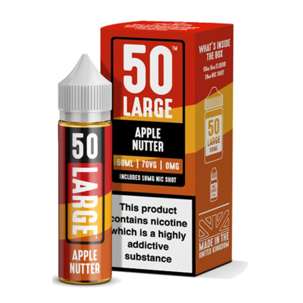 50 Large - Apple Nutter - 100 Large
