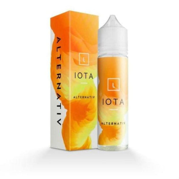 Alternativ By Marina Vapes 0mg 60ml Shortfill - Vaping