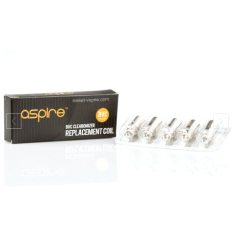 Aspire BVC Coils - 5 pack