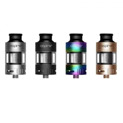Aspire Cleito 120 Pro Tank - Black - Vaping Products